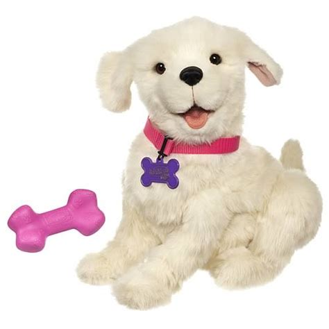 my playful puppy furreal friends puppy cookie my playful pup hasbro furreal friends plush at