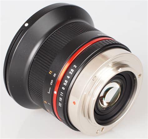 samyang 12mm f 2 0 ncs cs mft lens review