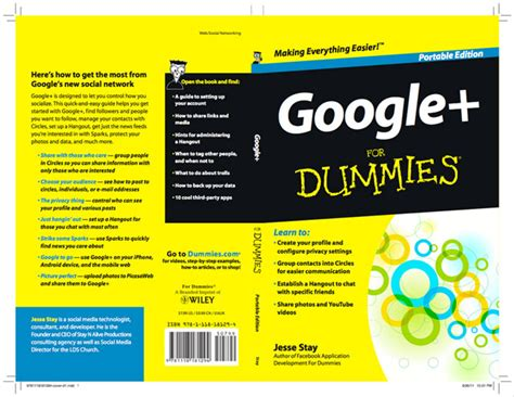 google for dummies coming november 2011
