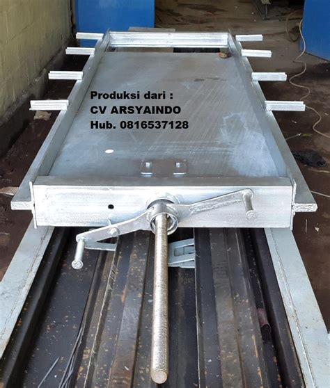 Jual Pintu Air Hot DIP Harga Murah Surabaya oleh Arsyaindo