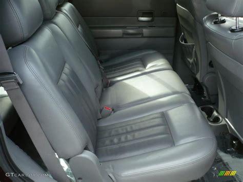2005 Dodge Durango Interior by Medium Slate Gray Interior 2005 Dodge Durango Limited 4x4 Photo 47186862 Gtcarlot