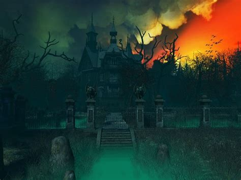 Haunted House 3 by Haunted House 3d Screensaver