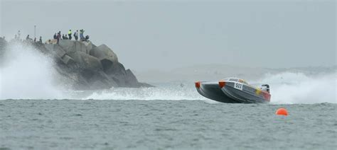 offshore boats newcastle boats could join supercars in race double newcastle herald