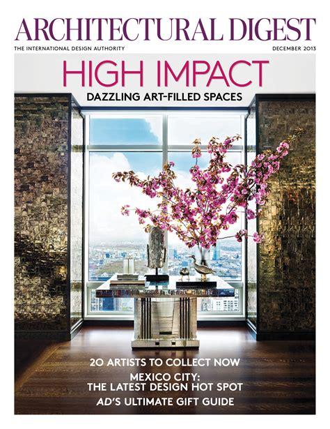 architectural digest architectural digest asme best cover contest lifestyle