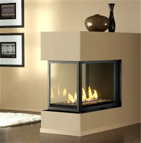 Sided Propane Fireplace by Heatilator Gbfl4136i Multi Sided Gas Fireplace Inglenook