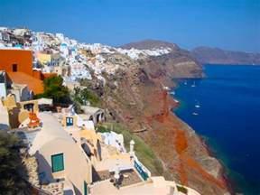 Greek Main Dishes - santorini oia