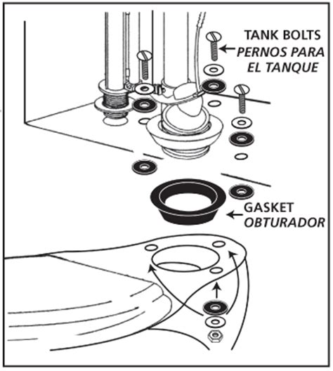 How To Install New Kitchen Faucet by Pp835 183l Tank To Bowl Kit For Kohler 174 Includes
