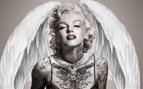 marilyn monroe gangster wallpaper wallpapersafari