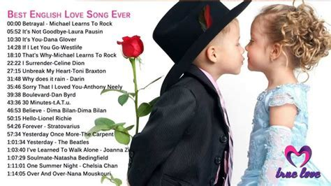Love songs english best collection    Romantic songs
