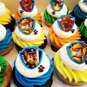 paw patrol 174 cupcakes cupcake delivers