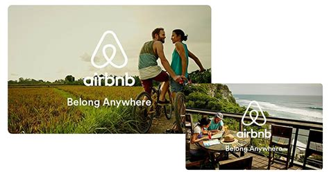 Discount Airbnb Gift Card - amazon 15 off 50 airbnb egift cards