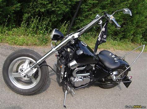 Chopper Motorrad Suzuki by Suzuki Marauder 800 Chopper Custommania Custom