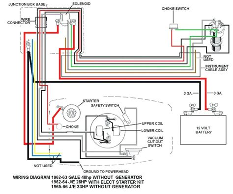 1965 yamaha wiring diagram wiring diagram