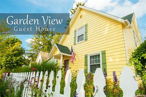Make A House Plan Garden View Guest House Amp The Loft One Quaint Lakeside