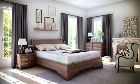 plush beds plushbeds ocean mist 9 quot gel memory foam mattress reviews