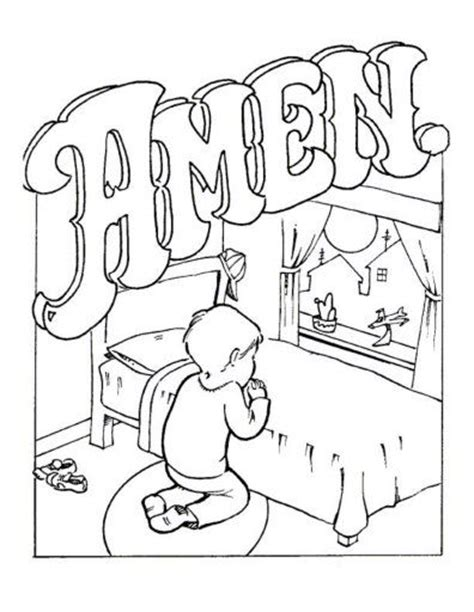 prayer coloring page best 25 lord s prayer ideas on the lord s
