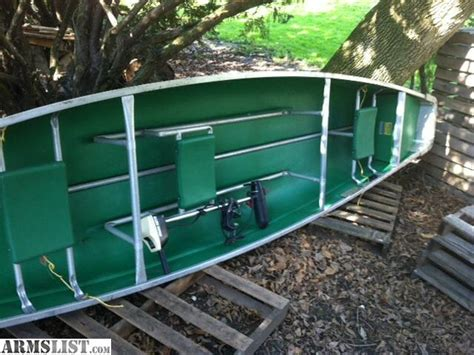 coleman 3 seat canoe armslist for trade coleman 15 foot scanoe canoe with