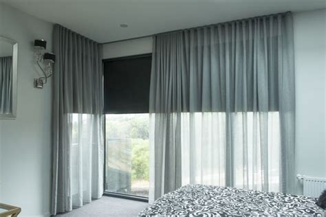 roller shades with curtains best 25 sheer curtains ideas on pinterest