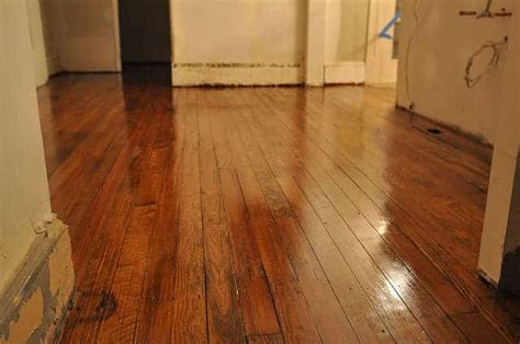 how to clean hardwood floor stains vacuumcompanion