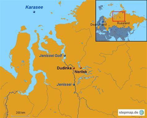 norilsk russia maps dudinka city of extremes