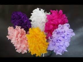 Show Me How To Make Paper Flowers - how to make easy paper flowers diy s day craft