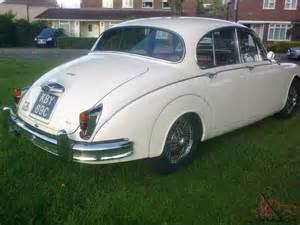 1965 Jaguar Mk2 Jaguar Mk2 1965 2 4 Manual Owner