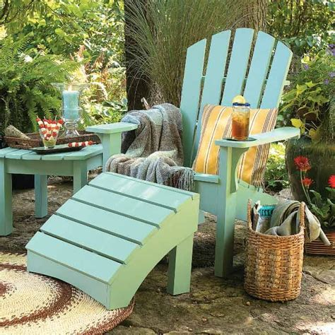 adirondack patio furniture woodworking projects plans