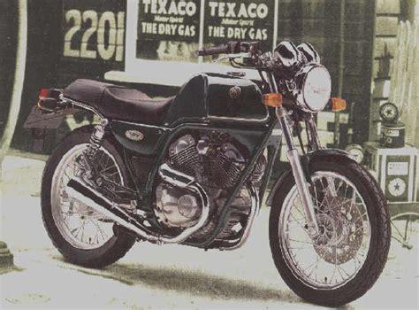 Yamaha Srv250