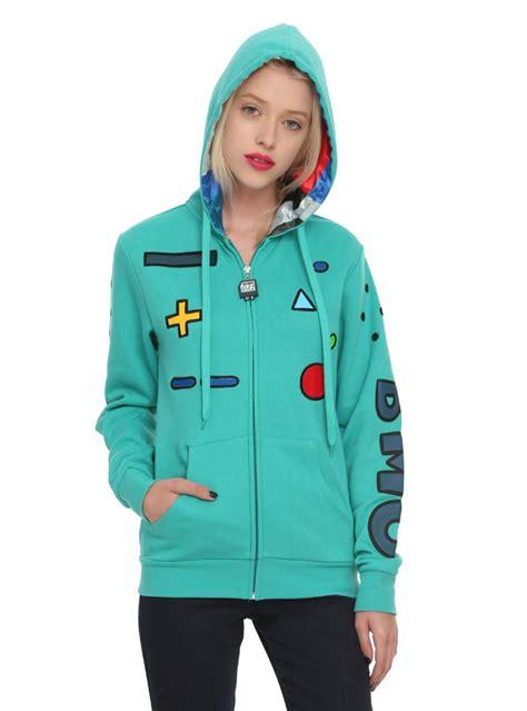 Hoodie Lgd Gaming Ht Banaboo Shopping adventure time bmo hoodie like pizza supper technabob