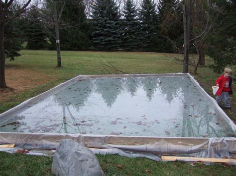 Backyard Rink Ideas 17 Best Ideas About Rink On Pinterest Backyard