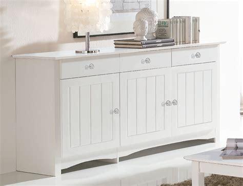mesa centro comedor elevable en madera color blanco lacado