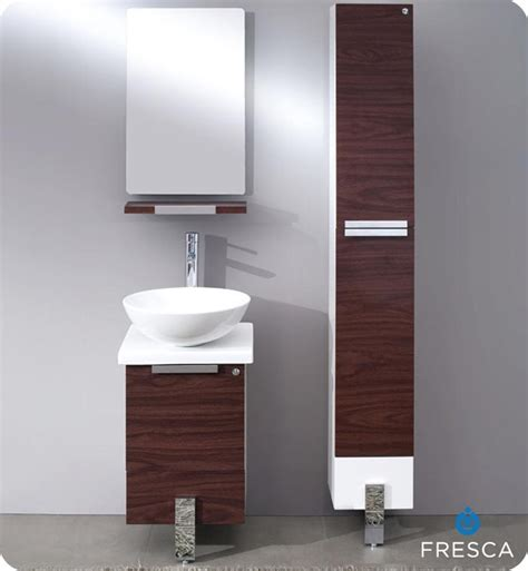 modern bathroom sink and vanity 16 fresca adour fvn8110dk modern single sink bathroom