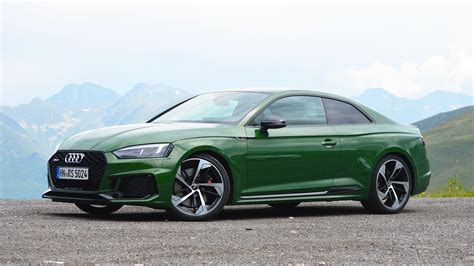 audi r5 coupe 2018 audi rs5 coupe drive fast on every road