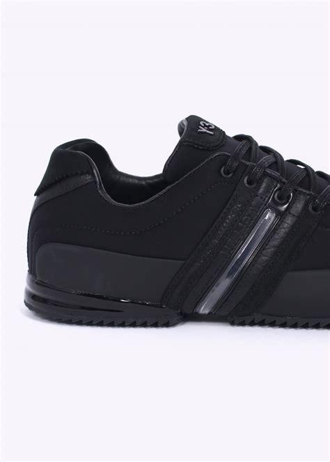 Adidas Y3 Yohji Yamamoto Premium 1 adidas x yohji yamamoto sprint trainers black
