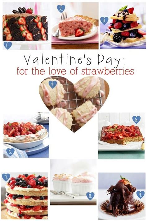 5 Delish And Ideas For Valentines Day by S Day Delish Dishes And Gardens