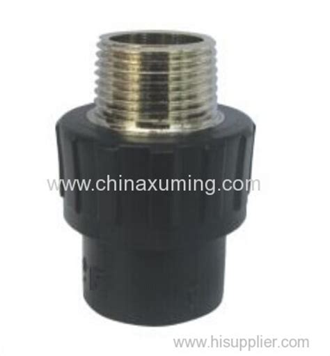 Fitting Pipa Hdpe Thread Socket Luar 2 1 2 Inci 75 Mm hdpe socket thread coupling fittings from china manufacturer xuming industry co limited