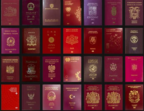 Search By Country Search World Passports By Color Country Or Power Ranking Citylab