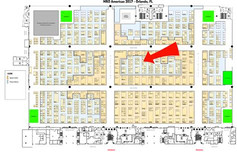 orange county convention center floor plan orange county convention center floor plan orange county