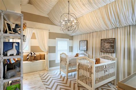 chevron pattern room ideas 20 chic nursery ideas for those who adore striped walls