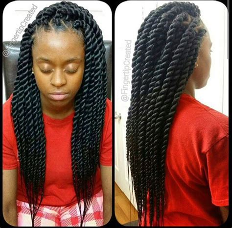 big twist braids chunky senegalese twists protective hair styles can be