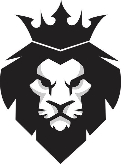 Emblem Type S Putih free vector graphic king icon logo animal free image on pixabay 1574448