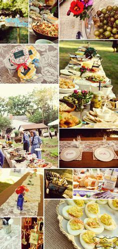 food ideas for backyard wedding backyard wedding foods on pinterest backyard weddings