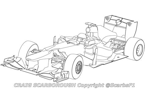 learn how to draw f1 car sports cars step by step f1 2012 designs and trends scarbsf1 s