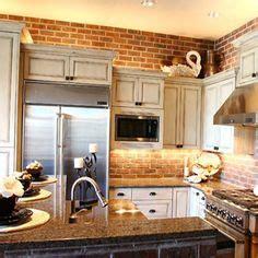 brick backsplash idea makes your kitchen looks beautiful brick backsplash idea makes your kitchen looks beautiful