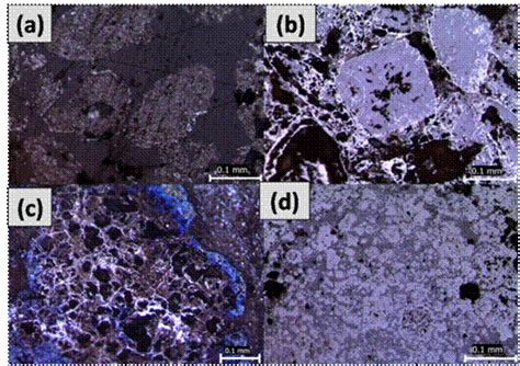 xrd pattern of glauconite characterization and exploitation of el gedida high mn