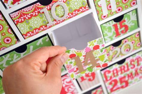 diy advent calendar spotlight how to make an advent calendar for