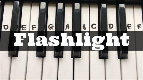 tutorial perfect keyboard flashlight jessie j pitch perfect 2 easy keyboard