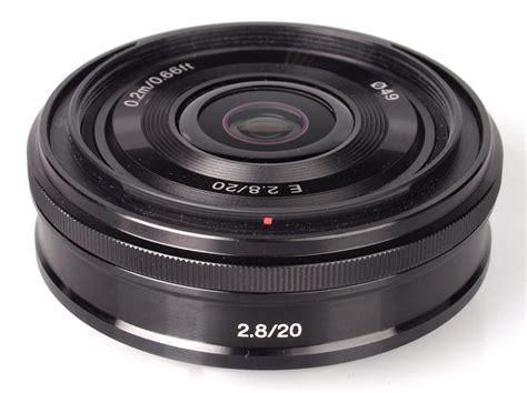 Sony Lens E 16mm F28 sony nex e 20mm f 2 8 pancake lens review