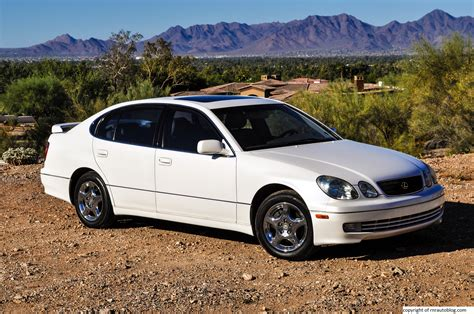 lexus gs300 2000 lexus gs300 review rnr automotive blog