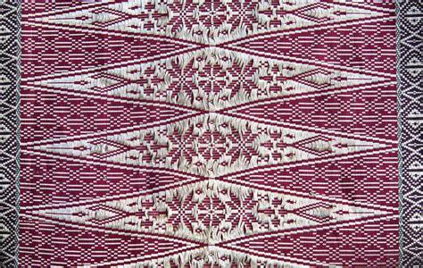 Songket Palembang Multi Colour 8 songket palembang stock image image 10399441